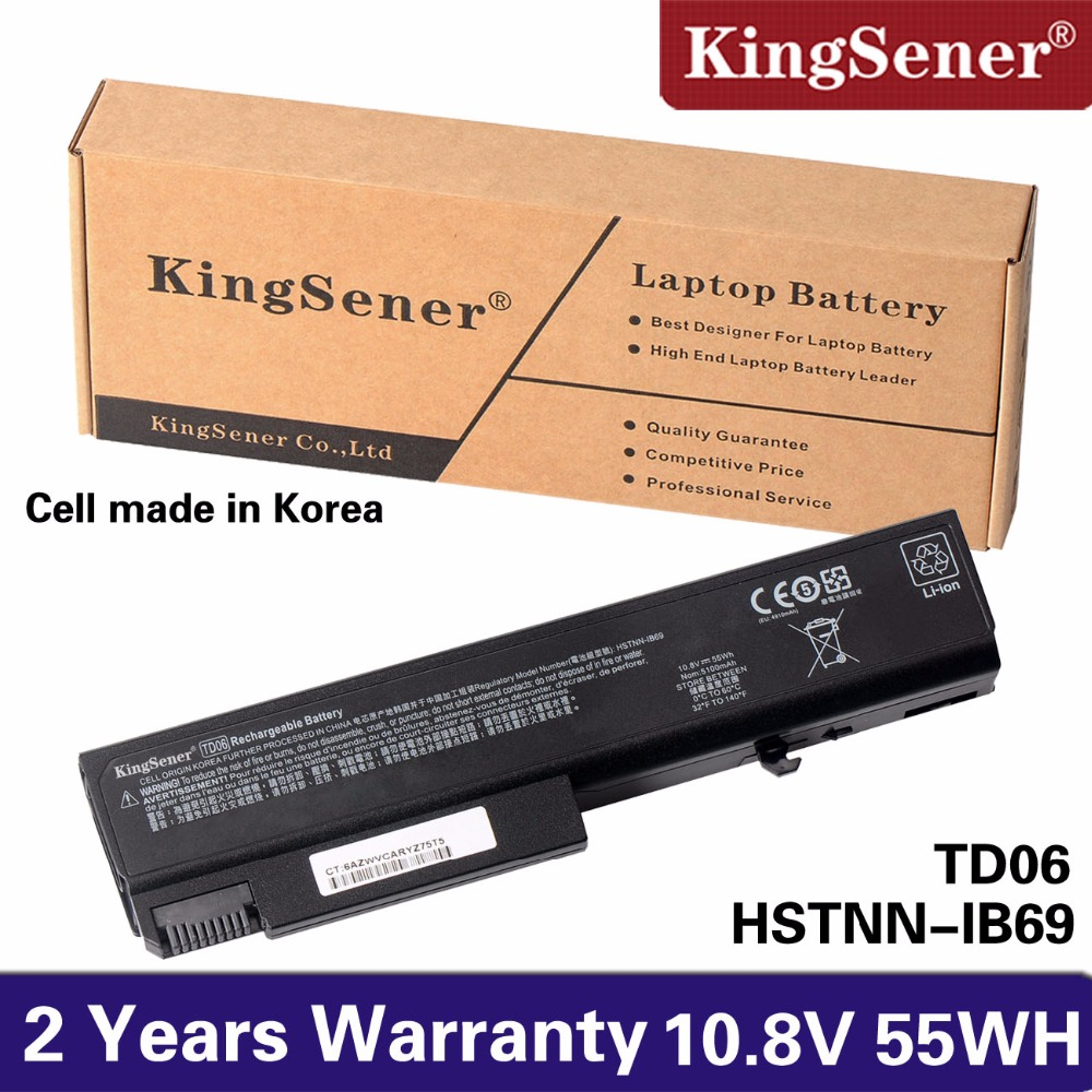 KingSener TD06 Laptop Battery for HP 6930P 8440P 8440W 6530B 6535B 6735B 6730B HSTNN-IB69 6500B 6440B 6550B 6445B 6450B 6540B 65 hibo newest bucket bags mansur gavriel women genuine leather hand bag lady shoulder bag cross bag messenger free shipping