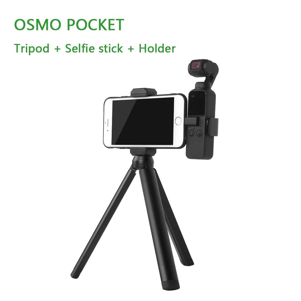 Mikrofonstativ Silikon Expansion Rahmen Halterung Kit Für Dji Osmo Tasche Handheld Kamera Xr649