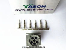 Deutsch J1708 Conector Macho Enchufe de $ number pines