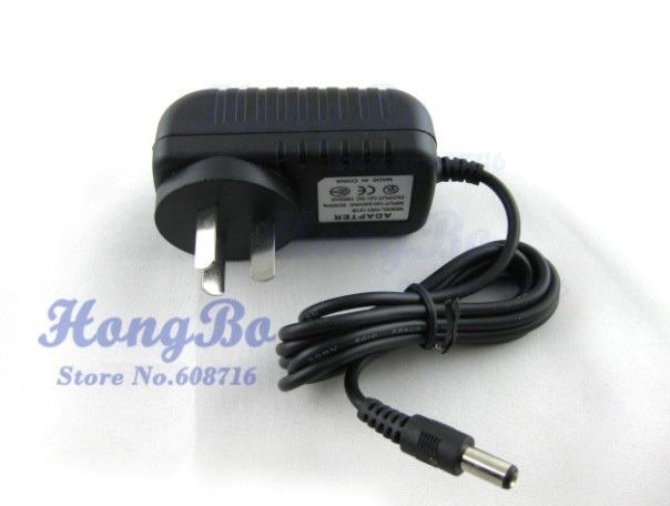 AU plug 12V 1A DC switch Power Supply Adapter For CCTV Camera AUS 2pcs 12v 1a dc switch power supply adapter us plug 1000ma 12v 1a for cctv camera