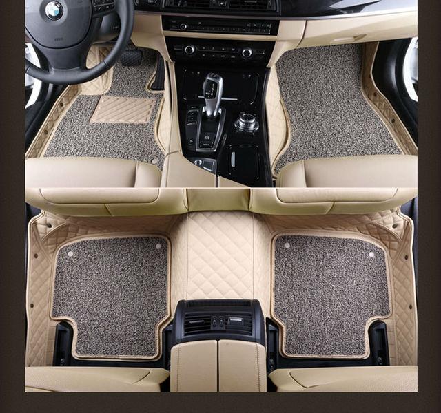 Myfmat Hot Automotive Floor Mats Car Rugs Set Foot Pad For ROVER 75 MG TF