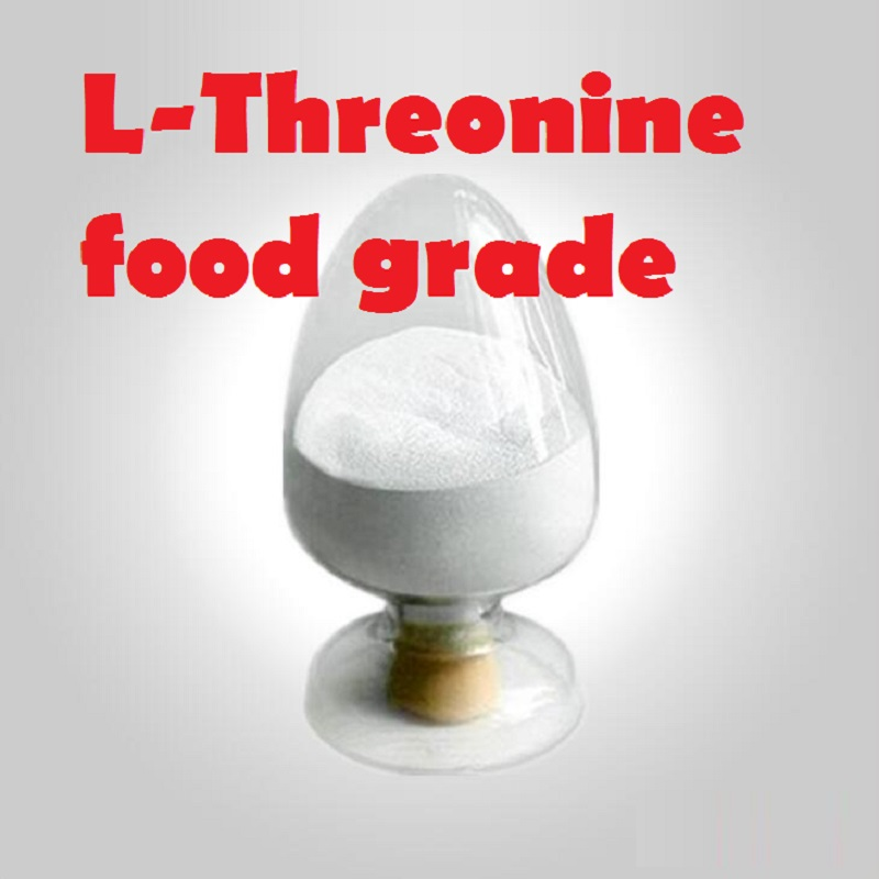 1kg Food grade L-Threonine 99%  l Threonine 100g bag l tryptophan food grade 99% usa imported l tryptophan