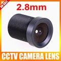 Placa 2.8mm Lens 120 Graus CCTV Lente Grande Angular Lens Segurança Para Câmera de Segurança CCTV