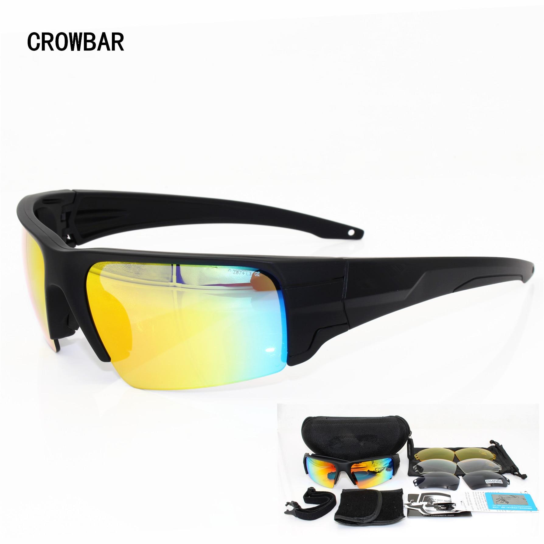 0d74976802 Gafas de sol tácticas polarizadas de marca gafas militares TR90 gafas del ejército  prueba balística gafas