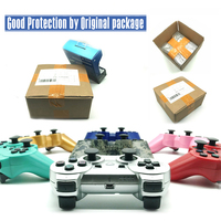 2.4G Wireless Bluetooth Game Controller For sony playstation 3 PS3 Controle Joystick Gamepad Controller With Box Package Gifts
