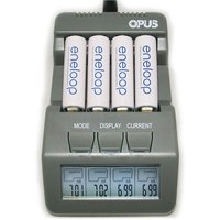 2017 Hot Selling Opus BT C700 NiCd NiMh LCD Digital Intelligent AAA 14500 AA Battery Charger