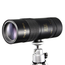 Maifeng 10-30X30 High Zoom Monocular Professional Telescope Portable for Camping Hunting Lll Night Vision binocular With tripod