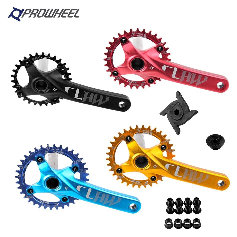 30-42T 104BCD Crankset Crank 170 MTB Bike Narrow Wide Chainring Sprocket AL7075
