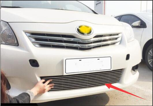 For Toyota PREVIA Previa Stainless Steel Rain Barrier ESTIMA Big Overlord Special Rain Eyebrow Bright Strip