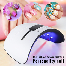 USB Charging 36W Nail LED UV Lamp