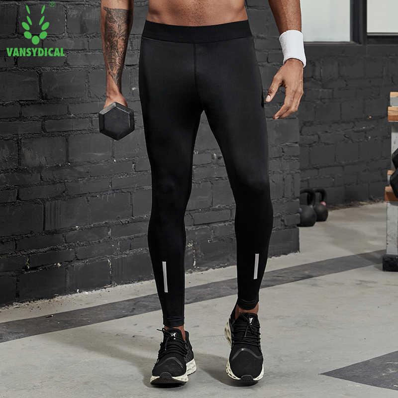 Mens Compression Tights Spandex Stretchy Fitness Gym Training Underwear Shorts