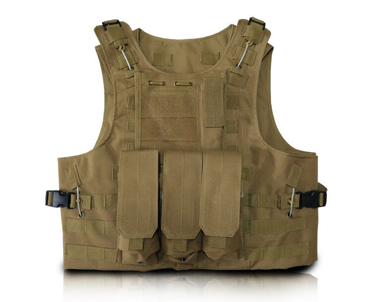 Tactical vests, steel specter amphibious vest CS Field Army fans outdoor protection, hunting vest