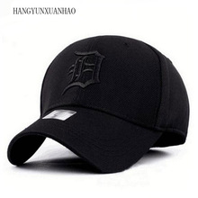 2019 Spandex Elastic Hats Sunscreen Baseball Cap Men Women A