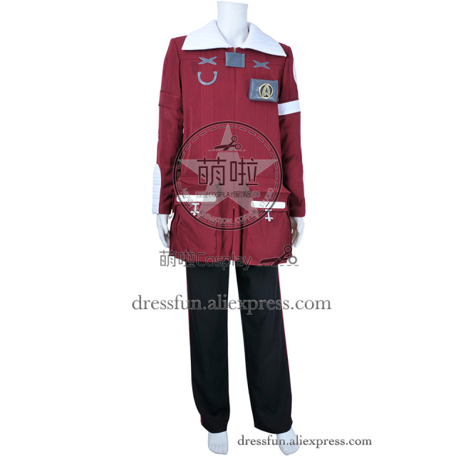 Star Trek The Wrath Of Khan TWOK Cosplay Admiral Kirk Costume Jacket Uniform Outfits Suit Halloween  sc 1 st  AliExpress.com & Star Trek The Wrath Of Khan TWOK Cosplay Admiral Kirk Costume Jacket ...
