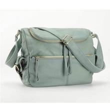 Women's handbags shoulder bag real leather women messenger bags fashion high quality design crossbody leisure bag bolsa feminina