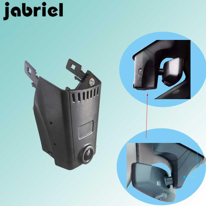 Jabriel hidden xe lái xe ghi 1080 p xe máy ảnh car dvr wifi dash cam kép máy ảnh ống kính cho BMW 5/7 loạt G30 G11 F10