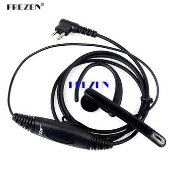 PTT Headset  Mic Earphone Microphone Earbars Tactical Earpiece For Motorola Radio GP68 GP88 /88S XTN446 XU4100 CLS1450 VL50 цена 2017