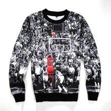 2015 NEW Arrivals mens crewneck sweatshirt casual long sleeve active hoodie Jordan 23 final hit 3d tracksuit men tops,ZA090