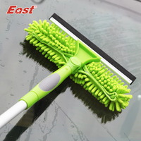 East Chenille Window Glass Squeegee High Quality Scraper Rubber For Home Cleaning Cleaner Housekeeper