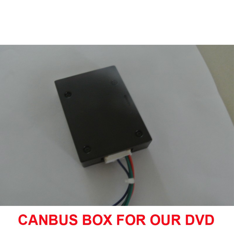 CANBUS BOX For our store android unit player