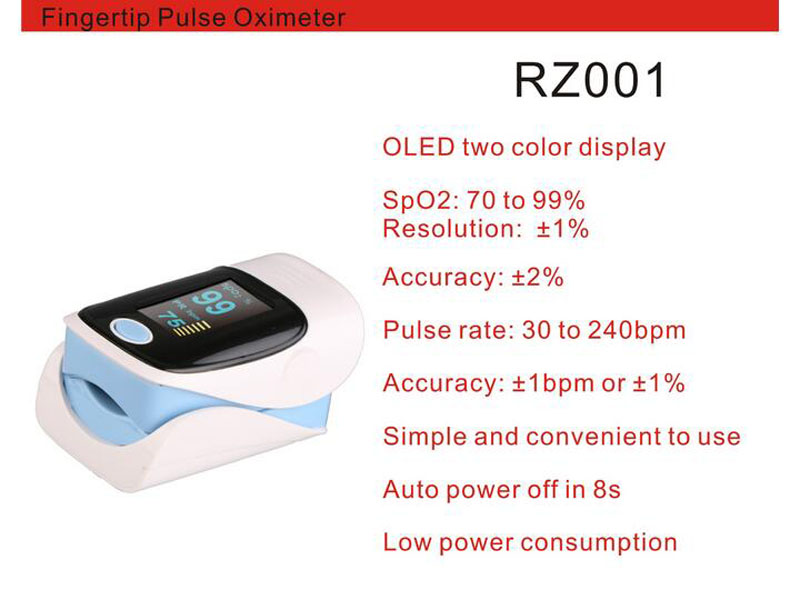 OLED Two Color Display Pulsioximetro Fingertip Pulse Oximeter Oximetro De Pulso De Dedo SpO2 Saturation Meter Pulse Oximeter anti shaking fingertip pulse oximeter blood oxygen saturation monitor oximetro de pulso portable pulsioximetro