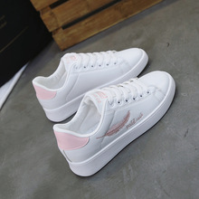 2019 Women Sneakers Sports Shoes Student White Shoes Ladies Breathable Running Shoes Women Outdoor zapatos de mujer zapatillas цена