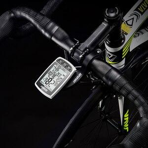 Image 5 - Водонепроницаемый велосипедный компьютер с i GPS портом IGS50E ANT + беспроводной GPS IPX6, цифровой спидометр, Bluetooth 4,0, подсветка велосипеда