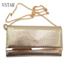 2018 New High Quality Long Women Wallet  coin Pocket Card Holder with chain&metal bar design Luxury Design ladies Golden Purse все цены