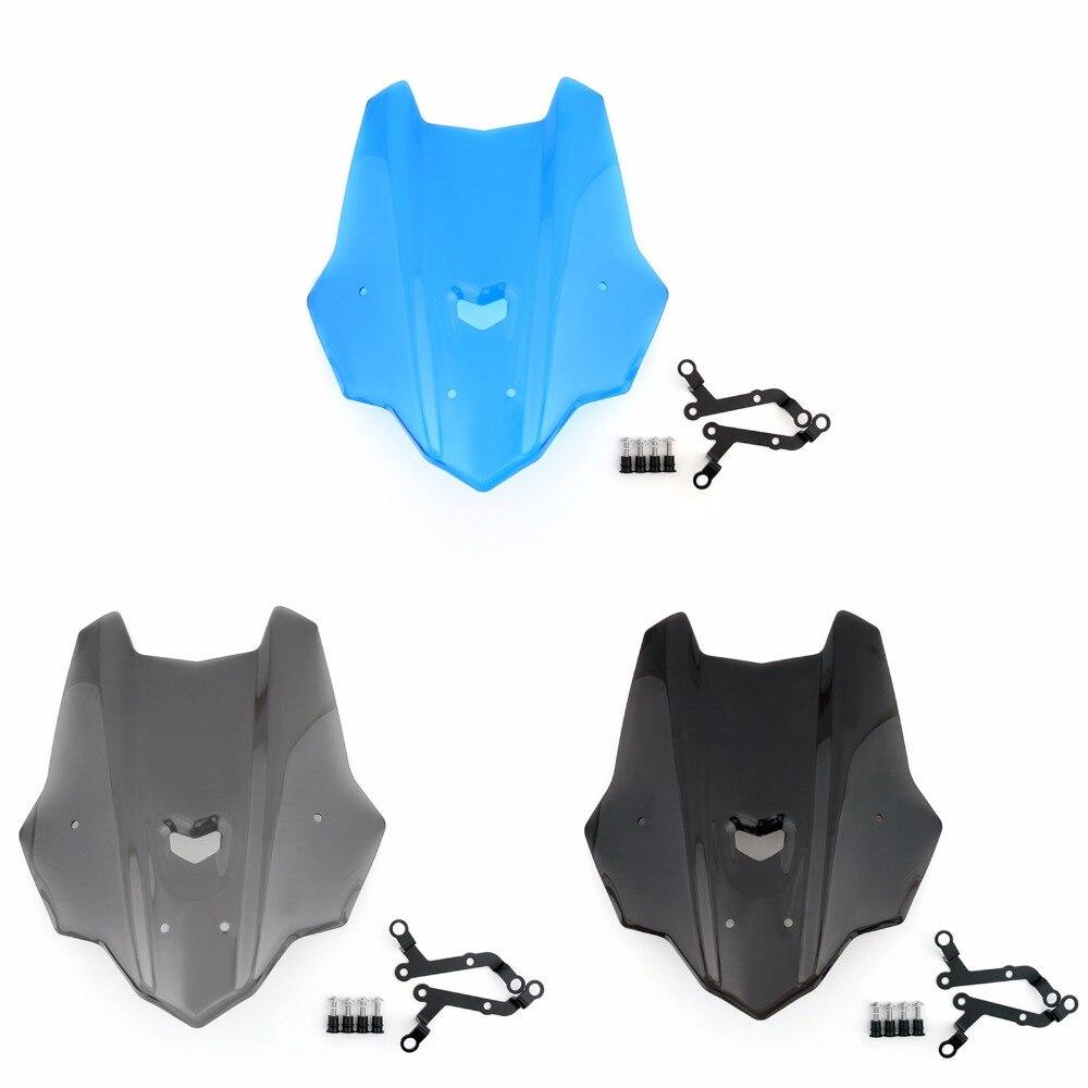 Areyourshop ABS пластик для YAMAHA МТ-10 MT10 1шт мотор лобового стекла трех цветов мотоцикл аксессуары