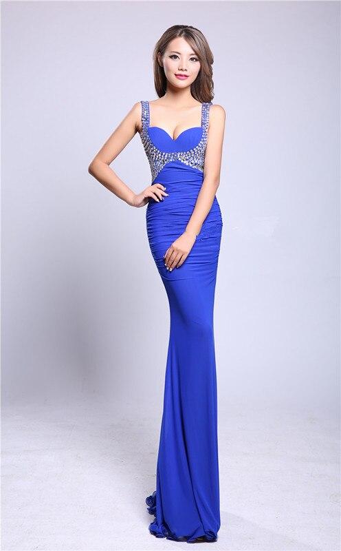 Shipping Customized Sweatheart Party Gown Formal Long   Evening     dresses   vestido de festa longo robe de soiree abiti da sera H0872