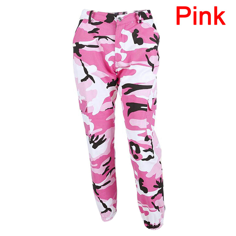 HTB1GonEmPihSKJjy0Flq6ydEXXab - FREE SHIPPING Camouflage Pant High Waist Hiphop Red Pink Purple Orange Grey JKP339