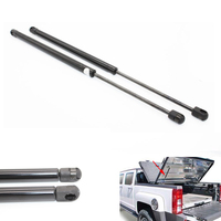 2pcs Auto Tonneau Cover Lift Supports Gas Struts For HUMMER H2 2003 2009 11 06 Inch