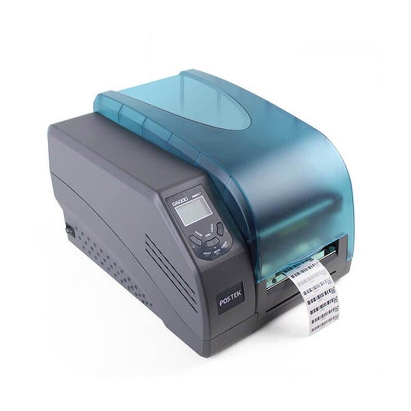Imprimante rapide imprimante étiquette autocollant reçu imprimante code à barres QR code petit billet imprimante Support 106mm largeur d'impression