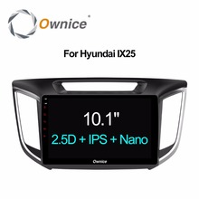 "Ownice C500 + 10,1 ""Android 6.0 Octa-core 2G + 32G autoradio Dvd GPS Navi Für HYUNDAI IX25 2014 2015 2016 Unterstützung 4G LTE DVR"