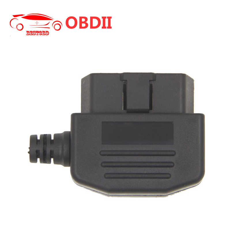 OBD2 Connector Universal 16 Pin Car Diagnostic Tool Adapter
