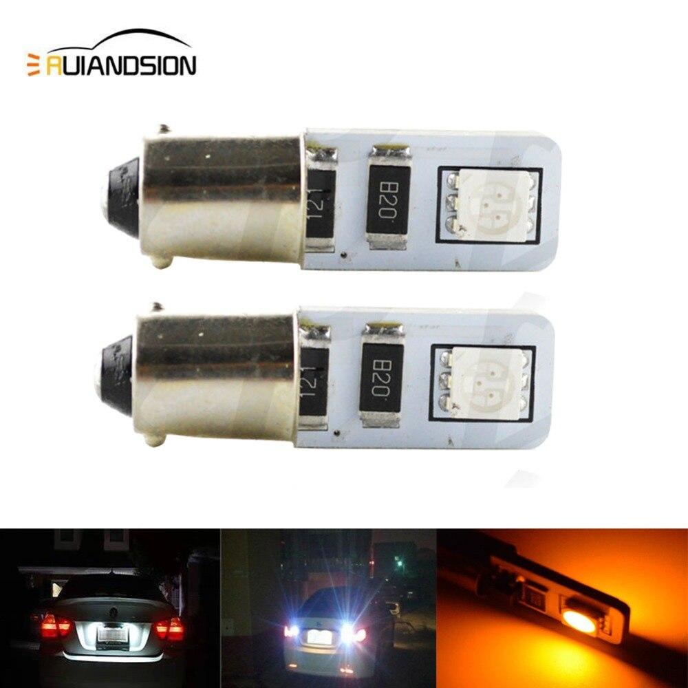1x Suzuki Grand Vitara GT Bright Xenon White 8SMD LED Canbus Number Plate Bulb