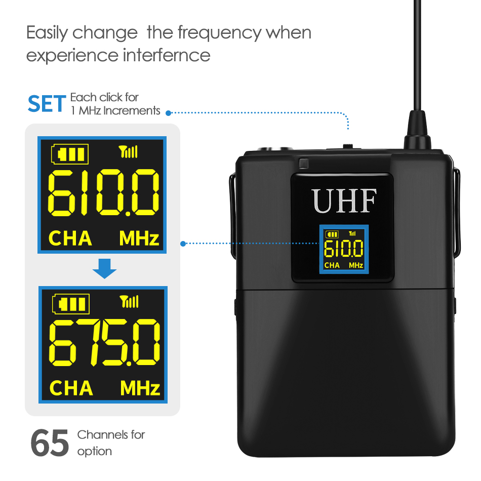 Microphone-Professional-UHF-Wireless-Microphone-System-Lavalier-Lapel-Mic-Receiver-Transmitter-for-Camcorder-Recorder-Microphone (1)