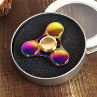 Metal Spiners Toy Fidget Hand Spinner R188 Bearing Antistress Spiners Hand Toys High Speed Fidget Spiner