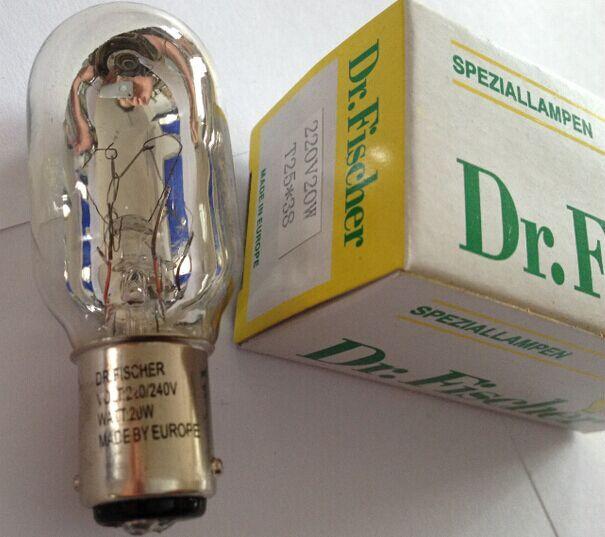 Pour O-3564 220 V/240 V 20 W ampoule, NIKON 220V20W lampe de microscope, 220 V 230 W 240 V 20 W