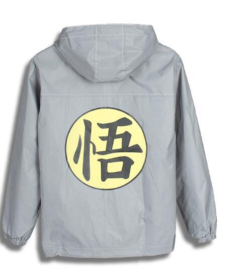 Livraison gratuite Printemps automne femmes hommes 3 m réfléchissant veste coupe-vent à capuche manteau sportwear veste hommes