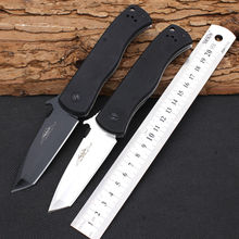 Folding Knife EMERSON 440C Steel Blade G10 Handle Survival Knifes Pocket Hunting Tactical Knives Camping Outdoor EDC Tools X28