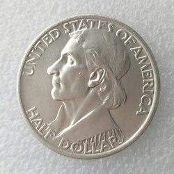 90% Silver 1935 Daniel Boone Bicentennial commemorate half dollar copy coin FREE SHIPPING