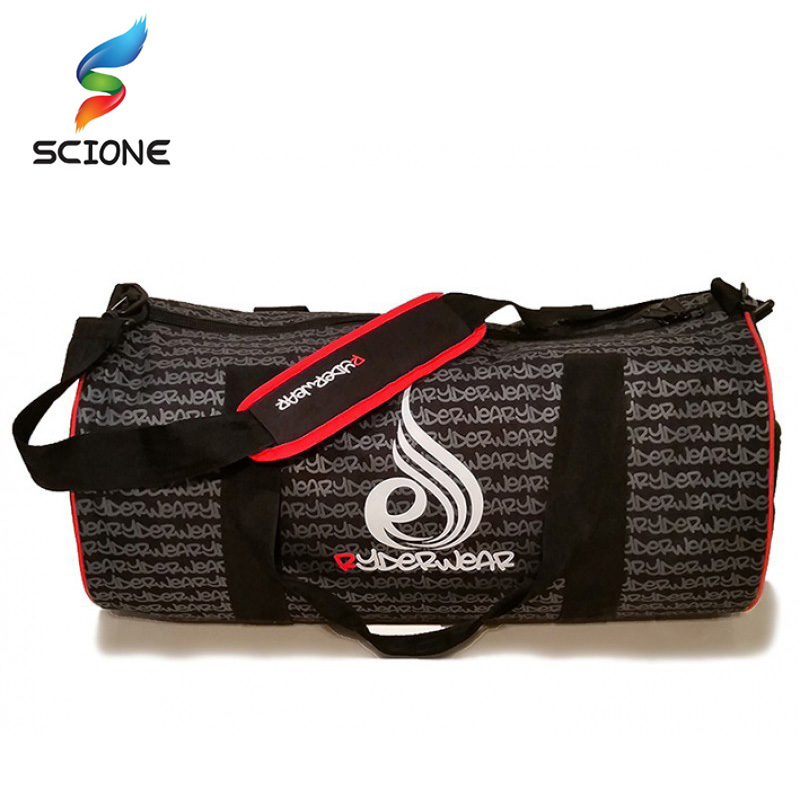 2018 New Gym Bag For Men Women Fitness Training Waterproof Outdoor Handbag Sports Big Capacity Traveling Package Shoulder Bags