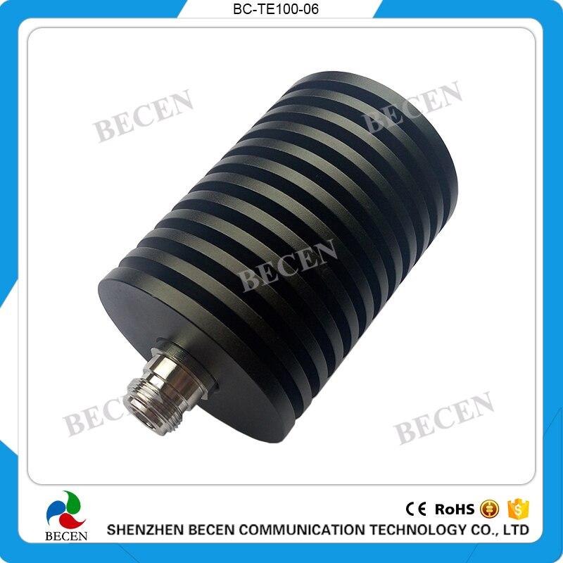 100W N-female connector dummy load ,RF Termination Load ,DC to 3 GHz ,50ohm все цены