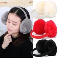49 Off 2016 Hot New Earmuffs Winter Women Fluffy Faux Fur Earmuffs Ear Warmer Ear Muffs