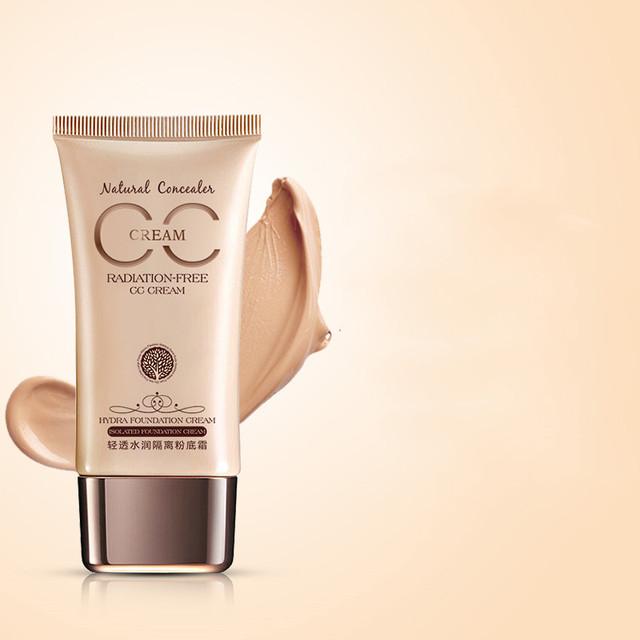 Natural Moisturizing Hydrating CC Cream