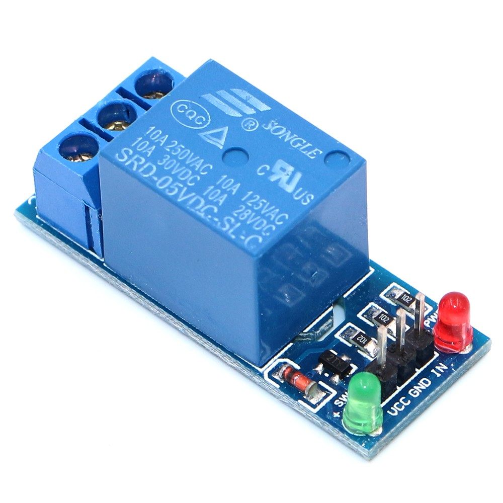 Arduino Throw Spst Relay Dpst Picturesque Dpdt Tutorial Low Level Trigger One Channel Module Interface Board Shield For Pic Avr Arm Mcu
