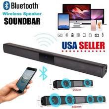 LumiParty-Barra de sonido inalámbrica con Bluetooth, sistema de altavoces para cine en casa, TV, Subwoofer