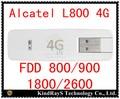 Unlocked Alcatel aircard L800 4g lte USB Modem 4G LTE dongle FDD 3g 4g usb stick Broadband Modem pk e3372 e3272 e3276 w800 l800o