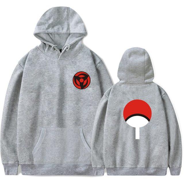 Trendy Sasuke Uchiha Sharingan Hoodie